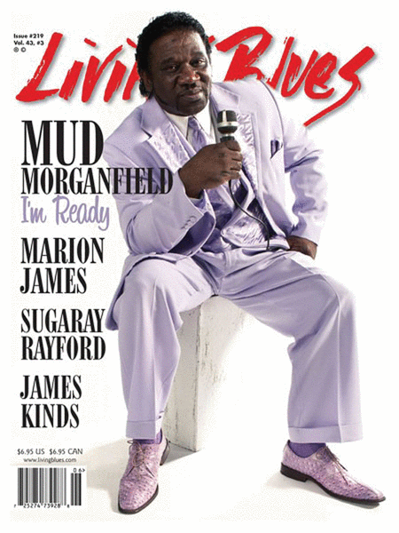 Living Blues Magazine - June 2012