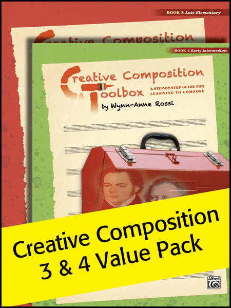 Creative Composition Toolbox Book 3-4 2012 (Value Pack)