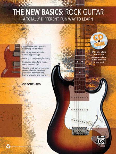 The New Basics -- Rock Guitar