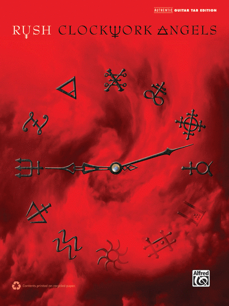 Rush -- Clockwork Angels
