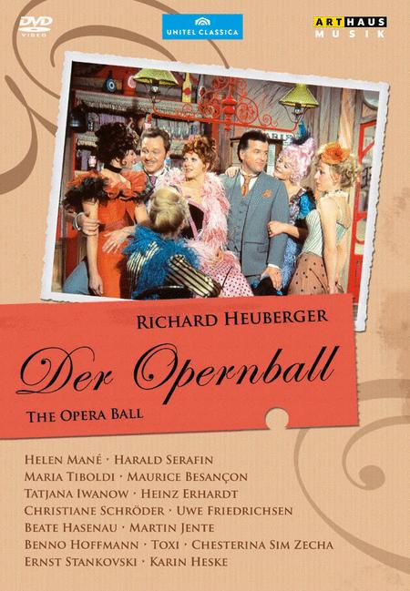 Opera Ball Der Opernball Sheet Music By Mattes Mane