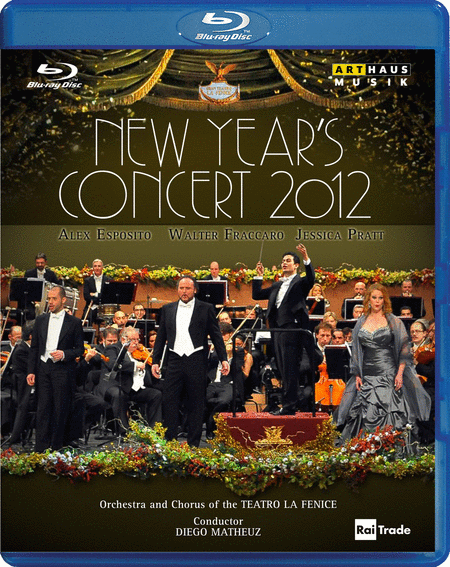 New Year's Concert 2012 (Blu Ray)