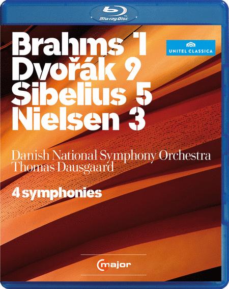 4 Symphonies (Blu-Ray)