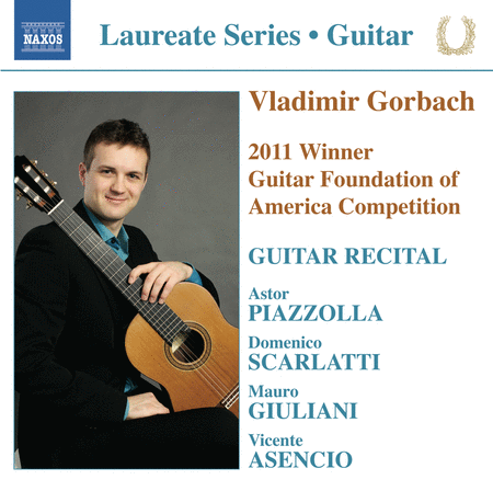 Guitar Laureate Series: Vladim