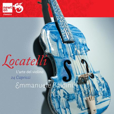 L'Arte Del Violino 24 Capricc