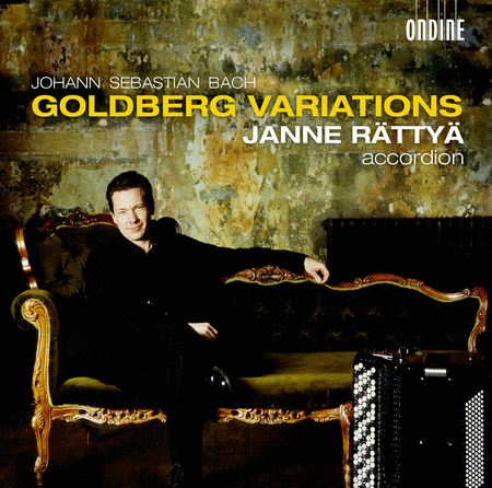 Goldberg Variations on Accordion
