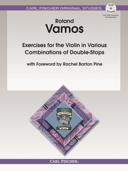 Excercises for the Violin in Various Combinations of Double-Stops