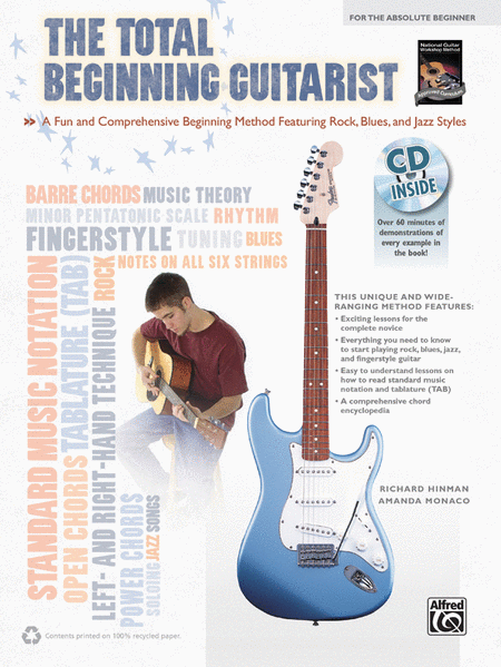 The Total Beginning Guitarist