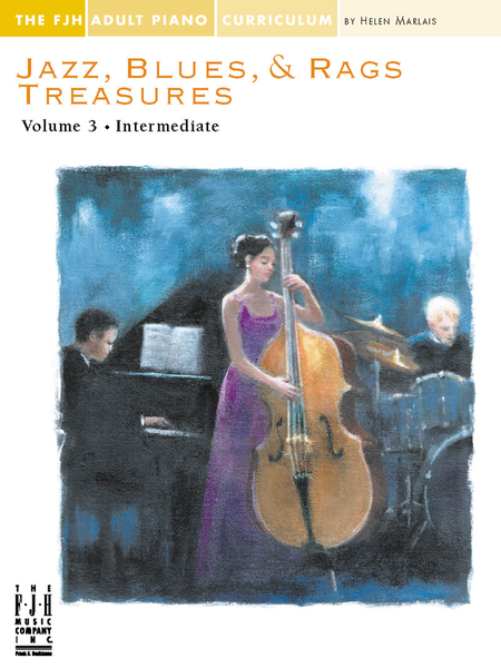 Jazz, Blues, & Rags Treasures Vol 3