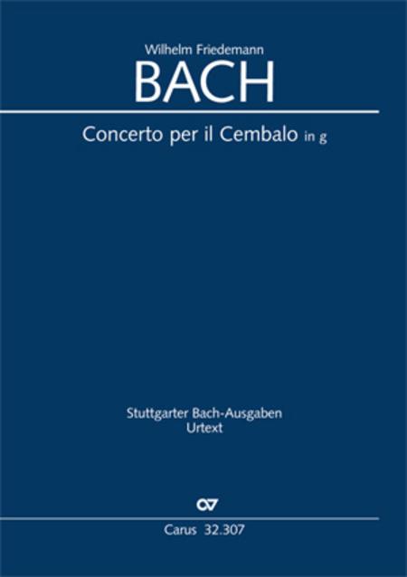Concerto per il Cembalo in g