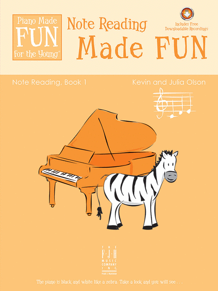 Note Reading Made Fun, Book 1