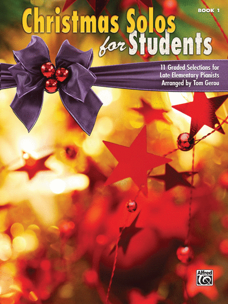 Christmas for Students, Book 1