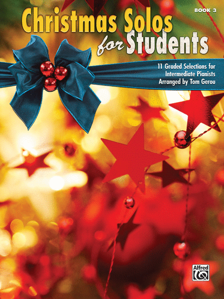 Christmas for Students, Book 3