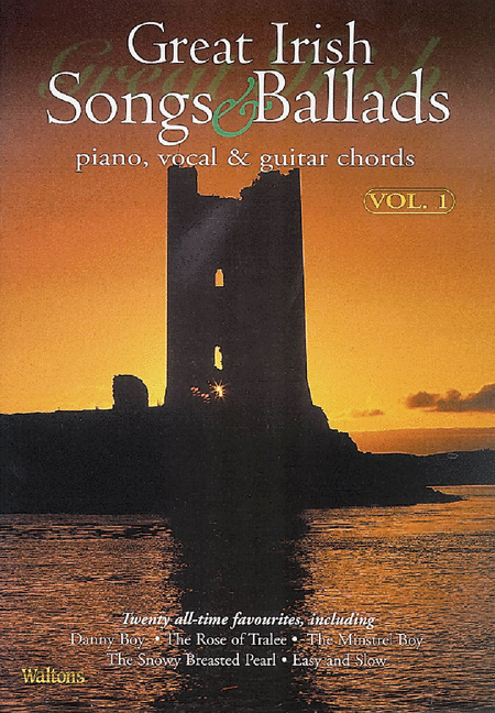 Great Irish Songs & Ballads - Volume 1
