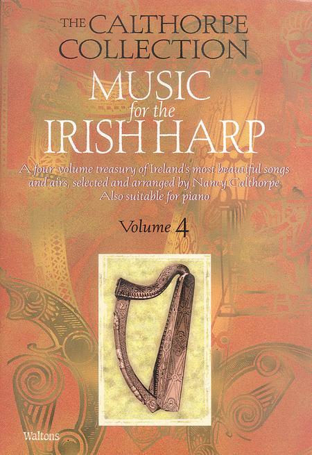 Music for the Irish Harp - Volume 4