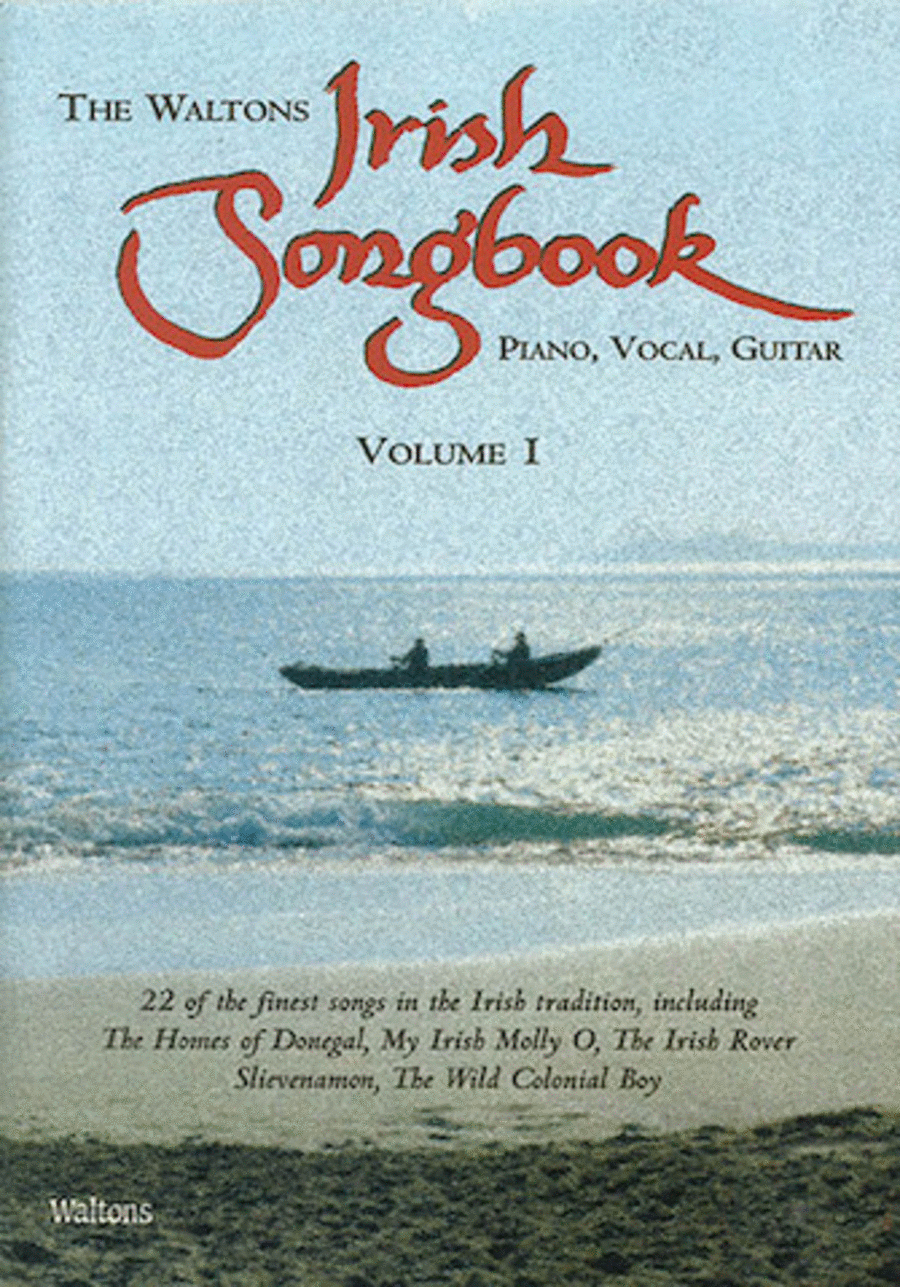 The Waltons Irish Songbook - Volume 1