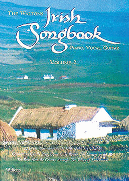The Waltons Irish Songbook - Volume 2