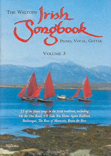 The Waltons Irish Songbook - Volume 3