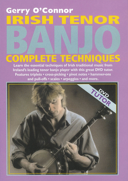 Irish Tenor Banjo Complete Techniques