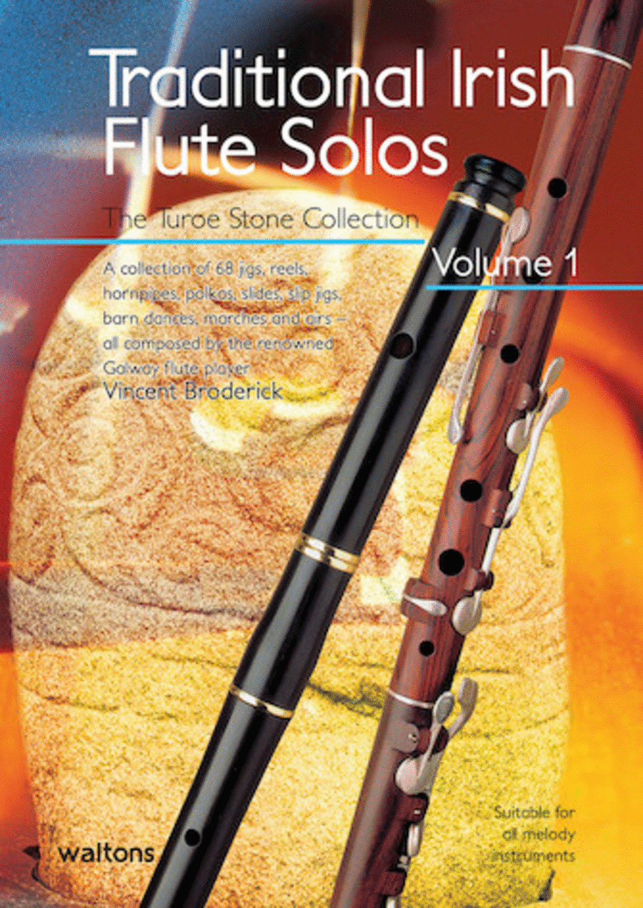 Traditional Irish Flute Solos - Volume 1