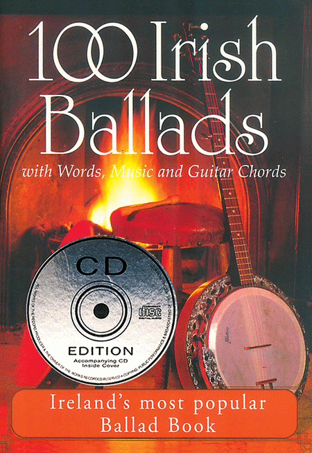100 Irish Ballads - Volume 1