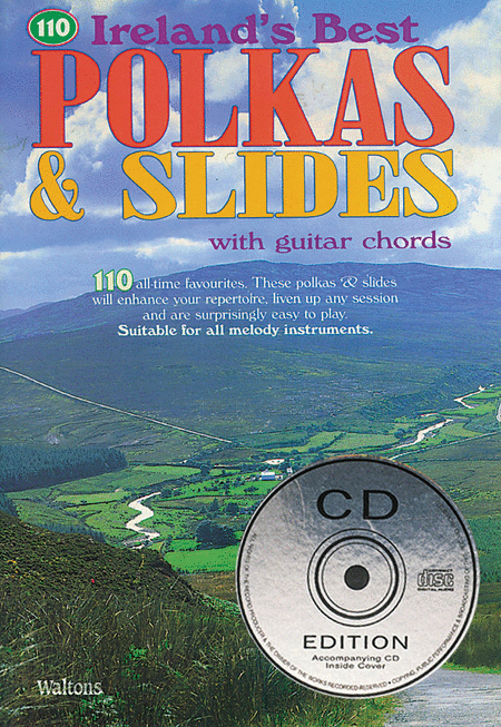 110 Ireland's Best Polkas & Slides