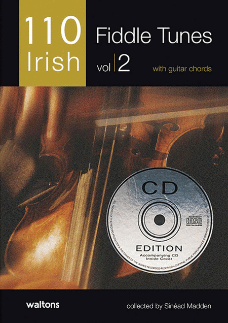 110 Irish Fiddle Tunes - Volume 2