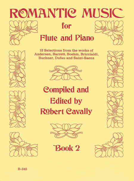 Romantic Music for Flute - Book 2