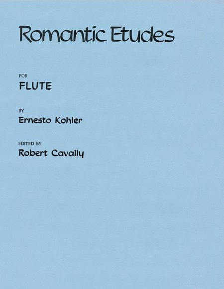 Romantic Etudes, Op. 66