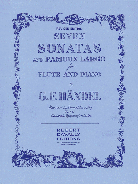 7 Sonatas and Famous Largo - Revised Edition