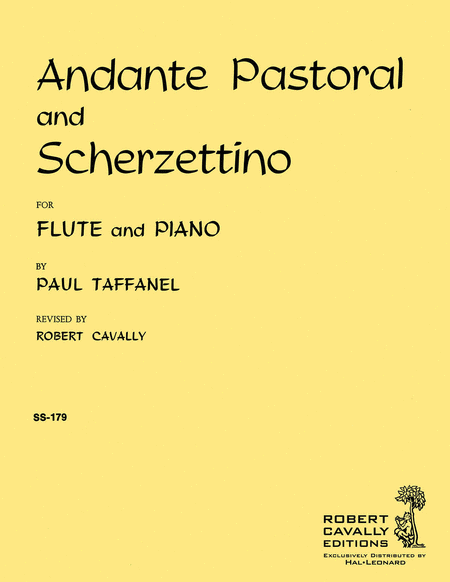 Andante Pastoral/ Scherzettino