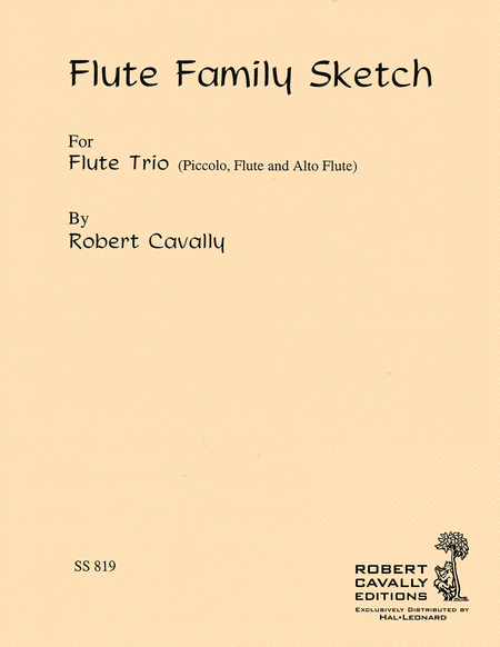 Flute Family Sketch