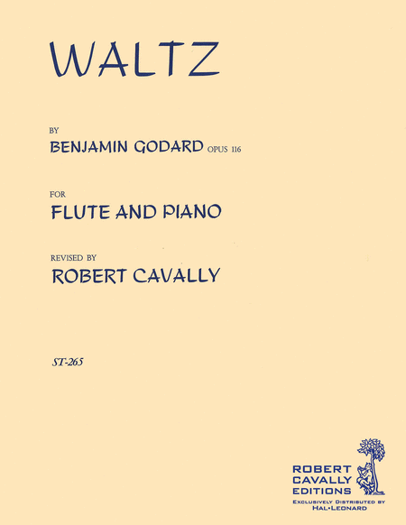 Waltz from Suite in Bb for Flute and Orchestra, Op. 116