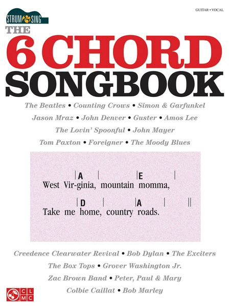 The 6-Chord Songbook