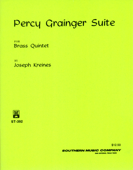Percy Grainger Suite