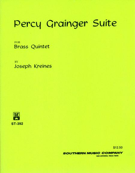 Percy Grainger Suite