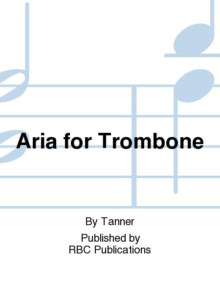 Aria for Trombone