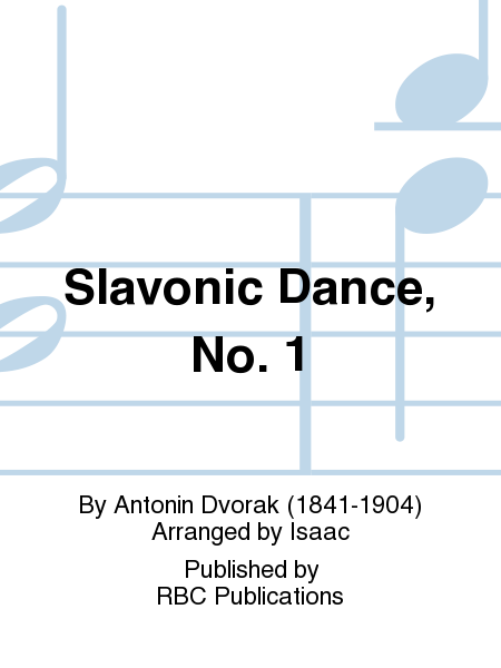 Slavonic Dance, No. 1
