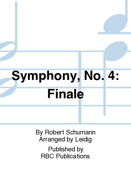 Symphony, No. 4: Finale
