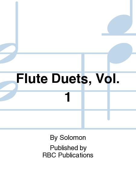 Flute Duets, Vol. 1