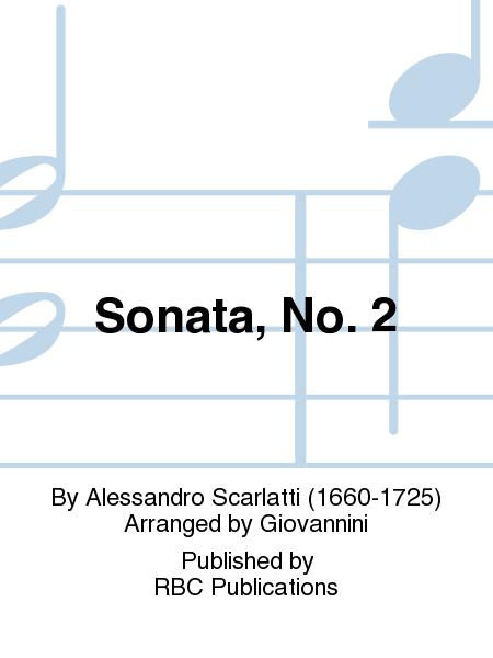 Sonata, No. 2
