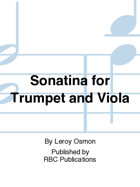 Sonatina for Trumpet and Viola