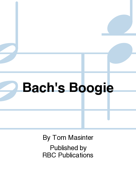 Bach's Boogie
