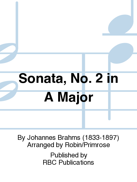 Sonata, No. 2 in A Major