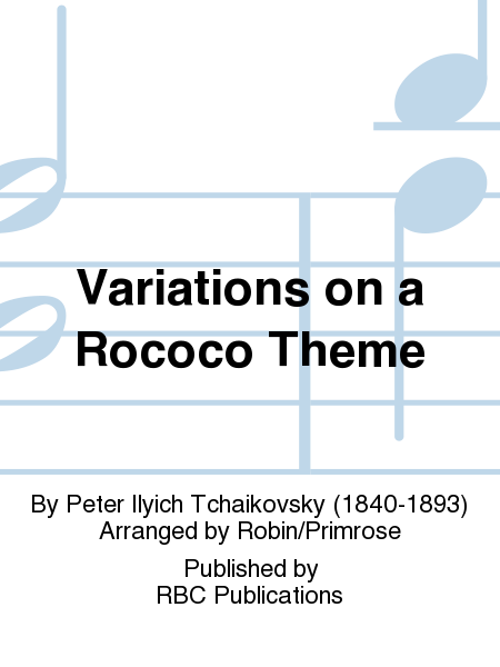 Variations on a Rococo Theme