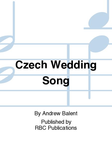 Czech Wedding Song