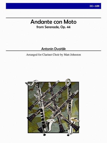 Andante con Moto from Serenade, Op. 44