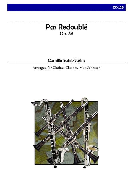 Pas Redouble, Op. 86