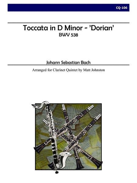 Toccata in D Minor 'Dorian'