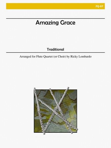 Amazing Grace (Flute Quartet)